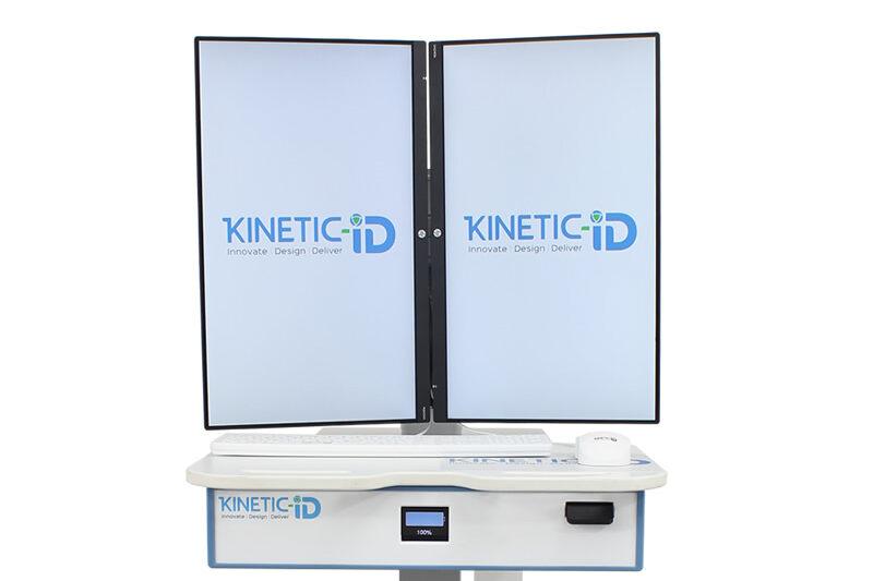 ID-3 dual screen