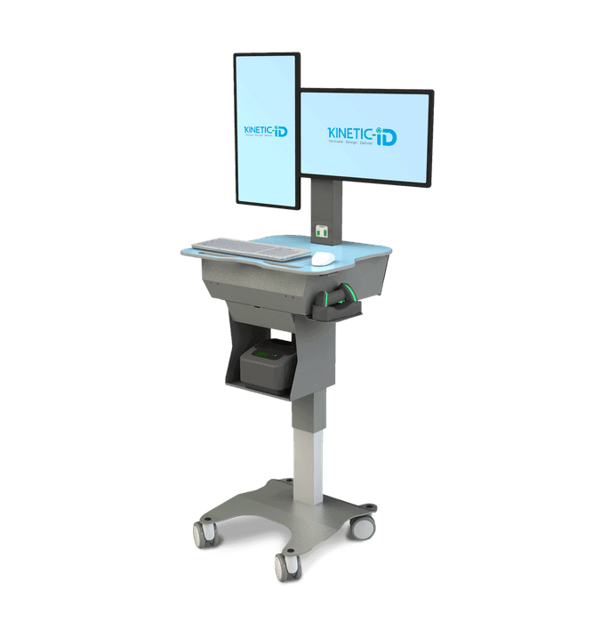 ID-5s Manufacturing Workstation